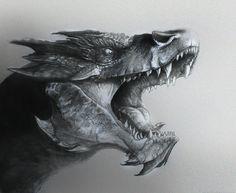 Smaug by Omar-E18.deviantart.com on @DeviantArt