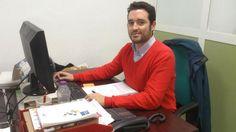Hoy celebramos el cumpleaños de nuestro director de marketing, Ismael.