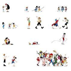 one piece, manga, anime, luffy One Piece Anime, One Piece Comic, One Piece Luffy, Monkey D Luffy, Manga Anime, Anime Art, Nico Robin, I Love Anime, Awesome Anime