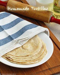 homemade-tortillas-recipe by Raks anand, via Flickr