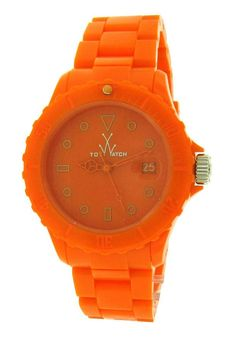 ToyWatch Watches Women's Monochrome Orange Dial Orange Plasteramic MO06OR,    #ToyWatch,    #MO06OR,    #Casual