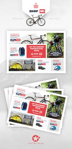 Products Flyer Templates - Commerce Flyers