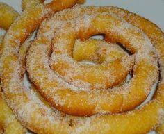 Zippulas (Zeppole di Carnevale)…..di Clelia Dessì. Cotto e mangiato