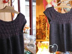 blouse ravelry - GB