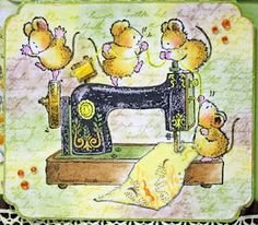 Busy Little Mice