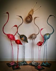 Armature with paper clay process Papier mache figure by MadunTwoPaper s culptureColourful ladies in dresses. Paper Mache Projects, Paper Mache Clay, Paper Mache Sculpture, Paper Mache Crafts, Art Sculpture, Diy Paper, Paper Art, Diy And Crafts, Arts And Crafts