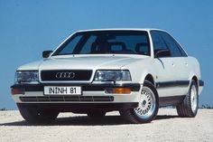 Audi V8 (1988) ☺