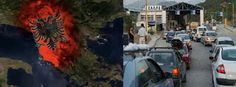 ΚΟΝΤΑ ΣΑΣ: Σύλληψη υπαλλήλων του αλβανικού ΥΠΕΞ: Είχαν χάρτες...