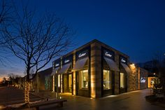 modern retail architecture - Google Search