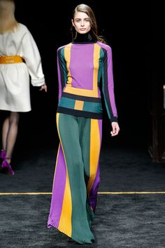 Balmain Fall 2015 Ready-to-Wear Fashion Show: Complete Collection - Style.com