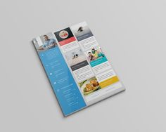 """25 PSD Resume Templates That Will Make Recruiters """"Want"""" To Hire You – Bashooka"""