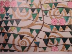 Details from the Stoclet frieze photographed by Luciano Romano  #Klimt