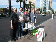"Great Job Vegas Team: Here are some recent statistics from that team which goes out on The Strip every week: ""These past few weeks we have had 18 people thank us for helping them realize what they had been missing in the Catholic Church and they informed us they will be returning to confession and Mass. We have had two people tell us they are interested in becoming Catholic when they get to their home cities. We have helped seven homeless people find help. And we have planted seeds in over…"
