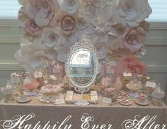 """Fairytale Inspired Bridal Shower / Bridal/Wedding Shower """"Once Upon a Time"""" 