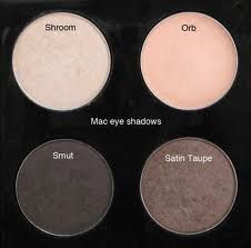 Eyeshadow Looks berdary maderno on MAC Shroom, Orb, Smut, Satin Taupe Lidschatten. Mac Eye Makeup, Mac Makeup Looks, Love Makeup, Beauty Makeup, Taupe Eye Makeup, Makeup Goals, Makeup Tips, Mac Satin Taupe, Sombras Mac