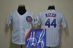 http://www.xjersey.com/cubs-44-rizzo-white-signature-edition-youth-jerseys.html CUBS 44 RIZZO WHITE SIGNATURE EDITION YOUTH JERSEYS Only $35.00 , Free Shipping!