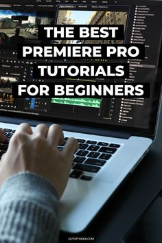 Premiere Pro is one of the most powerful video editing softwares, master it these 7 incredible premiere pro tutorials for beginners. After Effect Tutorial, Adobe Premiere Pro, Free Instagram, Thing 1, Photoshop Tutorial, Photoshop Tips, Animation, Video Tutorials, Social Media Tips