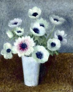 Anemones by Dod Procter