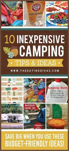 #CampingSurvival  Camping Hacks - Camping 101: What You Need To Know