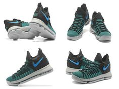 lowest price 629ec 4cd46 Cheap KD 9 IX Elite Birds of Paradise Clear Jade Black 2017 New Arrival Newest  Kevin