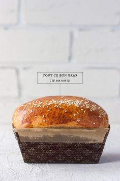 Brioche and thoughts on food blogging #french