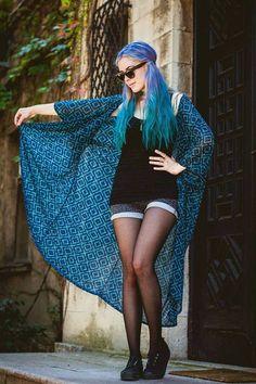 (1) Chronik-Fotos - Mary Misantropic | via Facebook alt girl -  dyed hair,  #colorfull hair