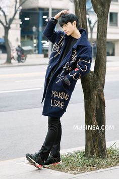 Official Korean Fashion : Korean Street Fashion More