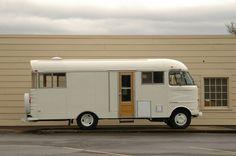 Bus Motorhome RV Camper Van