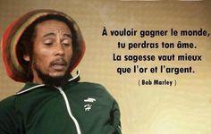 Bob Marley - 18 Citations - La vache rose Bob Marley Citation, Eminem, Image Citation, Morgan Freeman, Reggae, Just Love, Motivation, Quotes, Cousin