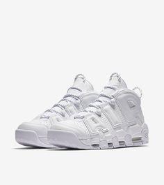 Nike Air More Uptempo Retro  Triple White  -Release Date  Friday 2146e9164