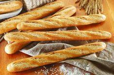 Monsieur Cuisine fácil: Pan Baguette
