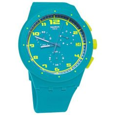 Swatch ChronoPlastic Acid Drop Unisex Watch - SUSL400 Swatch. $114.00. Band color: turquoise. Dial color: turquoise. Brand:SWATCH. Model: SUSL400. Condition:brand new with tags