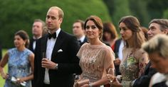 NEWMYROYALS & HOLLYWOOD FASHION: Prince William & Duchess Catherine attended a gala dinner for EACH