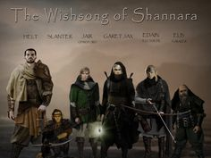 The Wishsong of Shannara by Hyper-Connected [©2015]