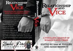 Relationship Add Vice - my story The Good Guys appears in this great anthology