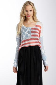 American flag sweater - HauteLook.com