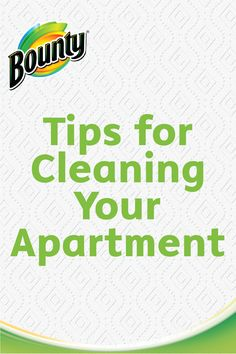 When it comes to Tips for Cleaning Your Apartment you're looking for quick and easy ideas that will get the job done! With just a few supplies, your space will be tidy in no time.
