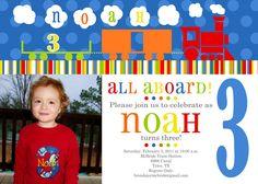 3rd birthday invitations invitation wording and birthdays choosing joy today noahs 3rd birthday invitation filmwisefo