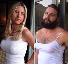Quand l'australienTindafellas'amuse à reproduire sur Instagram les photos de profil des utilisatrices de Tinder... Une série décalée qui rappelle fortem