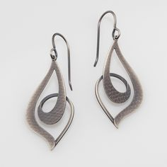 Doodle Earrings from Megan Clark Jewelry, Inc. | Square Market