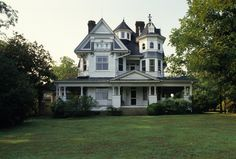 Charles Holt House in Haw River, NC (MD3 #40; NRHP #82003421)