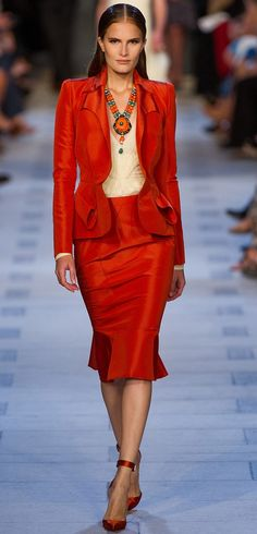Zac Posen 2013work it wardrobe