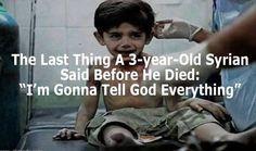 HIS LAST WORDS WERE - I'M GONNA TELL GOD EVERYTHING — https://www.facebook.com/AmazingFactsandNature1?fref=nf