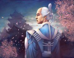 Doji Masaru by Steve Argyle