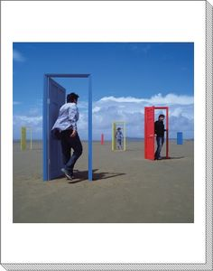 Storm Thorgerson Doors                                                                                                                                                                                 More