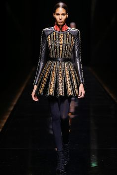 Balmain Fall 2014 Ready-to-Wear - Collection - Gallery - Style.com