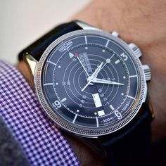 Vulcain is one of my fav under appreciated brands. They have made some innovative watches over the years.