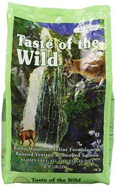 Taste of the wild Rocky Mountain Feline Katzenfutter, 1-er Pack (1 x 2.27 kg) Taste of the wild http://www.amazon.de/dp/B0018CIPS8/?m=A1PA6795UKMFR9