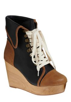I seriously LOVE these...paired with jeans, khakis...oh yes, I would wear these forever!