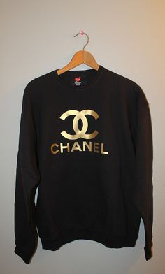 #chanel #sweatshirt